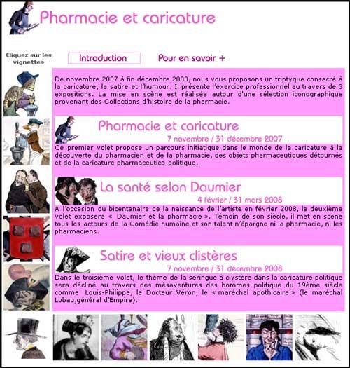 La santé suivant Daumier